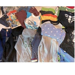 HUGE 30 Pcs size 5/6 mix of clothes